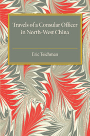 Travels of a Consular Officer in North-West China