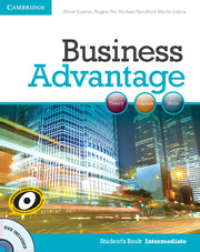 Business Advantage Intermediate Enhanced eBook