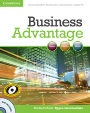 Business Advantage Upper-Intermediate Enhanced eBook