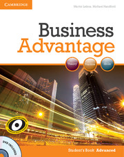 Business Advantage Advanced Enhanced eBook