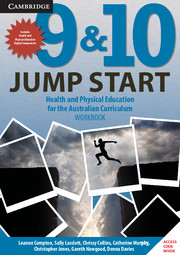 Jump Start Years 9 and 10 for the Australian Curriculum Workbook and Health/PE