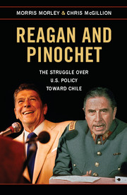Reagan and Pinochet