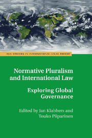 Normative Pluralism and International Law
