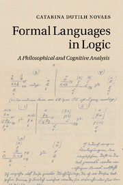 Formal Languages in Logic