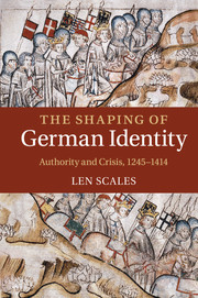 The Shaping of German Identity