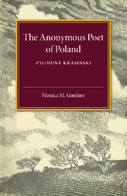 The Anonymous Poet of Poland