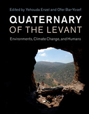 Quaternary of the Levant