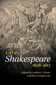 Late Shakespeare, 1608–1613