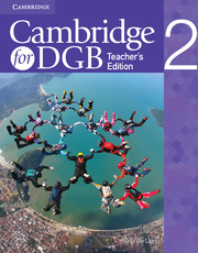 Cambridge for DGB Level 2
