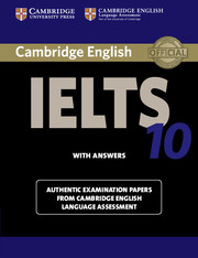 Cambridge IELTS 10