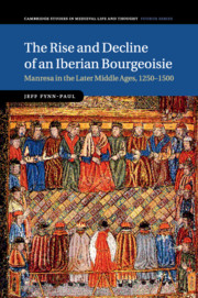 The Rise and Decline of an Iberian Bourgeoisie