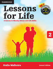 Lessons for Life Level 2 Student Book