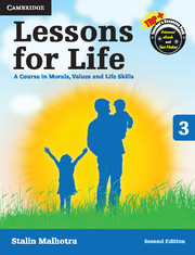 Lessons for Life Level 3 Student Book
