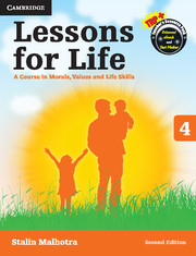 Lessons for Life Level 4 Student Book