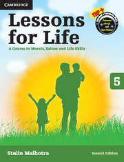 Lessons for Life Level 5 Student Book