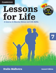 Lessons for Life Level 7 Student Book