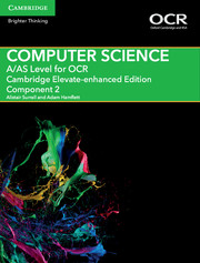 A/AS Level Computer Science for OCR Component 2 Cambridge Elevate Enhanced Edition (2 Years)