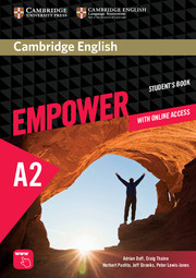 Cambridge English Empower Elementary