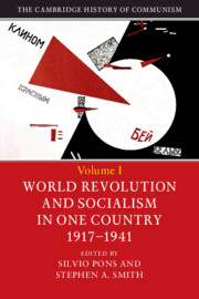 The Cambridge History of Communism