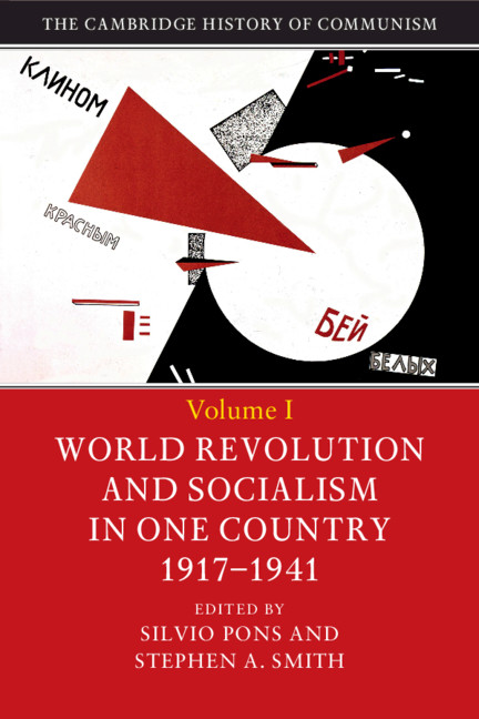 Revolution And Counterrevolution In Europe 1917 1923 Chapter 3 The Cambridge History Of Communism