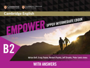 Cambridge English Empower Upper Intermediate