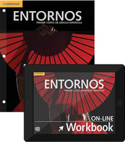 Entornos Beginning Student's Book plus ELEteca Access and Online Workbook Activation Card