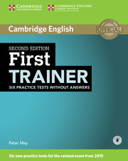 First Trainer 2nd Edition