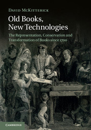 Old Books, New Technologies