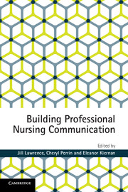 Building Professional Nursing Communication