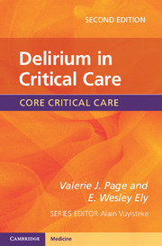 Delirium in Critical Care
