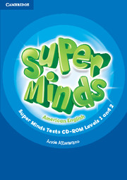 Super Minds American English Levels 1–2