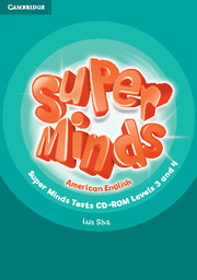 Super Minds American English Levels 3–4