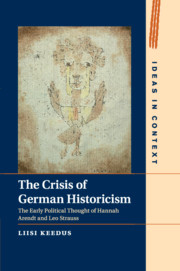 The Crisis of German Historicism