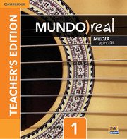 Mundo Real Media Edition Level 1