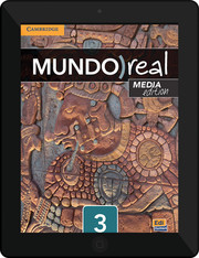 Mundo Real Media Edition Level 3