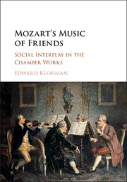 Mozart's Music of Friends