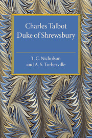 Charles Talbot, Duke of Shrewsbury