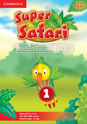 Super Safari Level 1