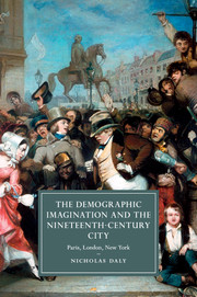 The Demographic Imagination and the Nineteenth-Century City