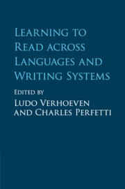 Learning to Read across Languages and Writing Systems