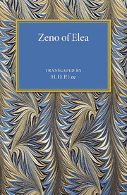 Zeno of Elea