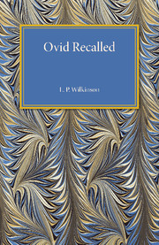 Ovid Recalled