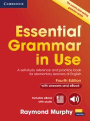 Essential Grammar in Use 4th Edition