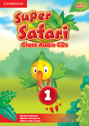 Super Safari American English Level 1