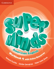 Super Minds American English Level 4