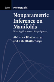 Nonparametric Inference on Manifolds