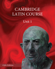 North American Cambridge Latin Course Unit 1 Student's Books (Paperback) with 1 Year Elevate Access 5th Edition
