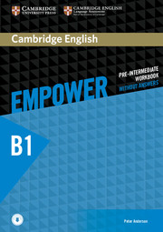 Cambridge English Empower Pre-intermediate