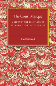The Court Masque