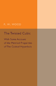 The Twisted Cubic
